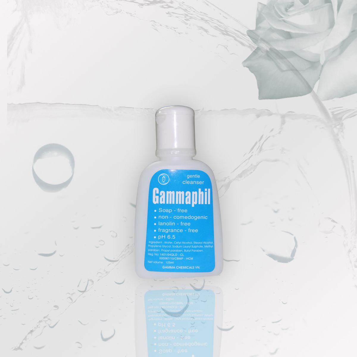 Sữa rửa - tắm chuyên dụng - GAMMAPHIL 125ML