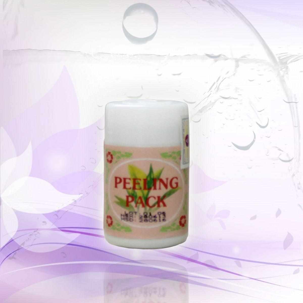 KEO MẶT NẠ Peeling pack Green Tea - Trà xanh